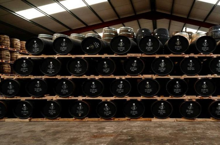 Irish Whiskey Magazine - Dingle Distillery - Casks