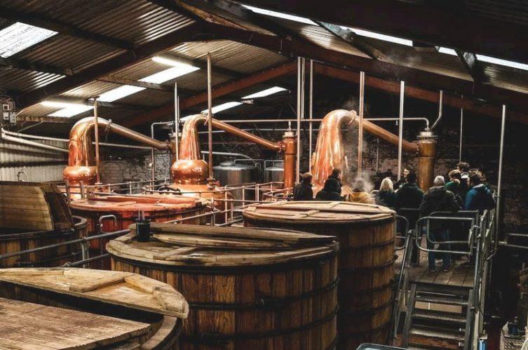Irish Whiskey Magazine - Dingle Distillery - Distillery Interior