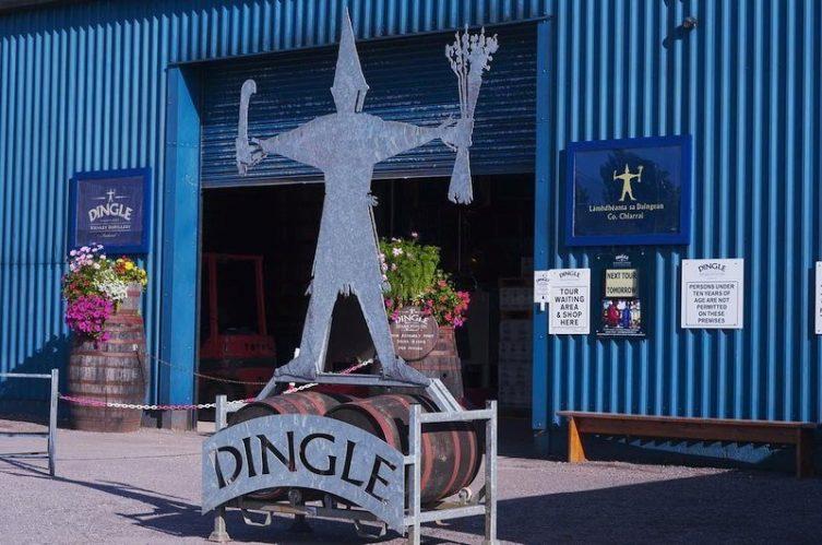 Irish WhIrish Whiskey Magazine - Dingle Distillery - Exterioriskey Magazine - Dingle Distillery - Exterior