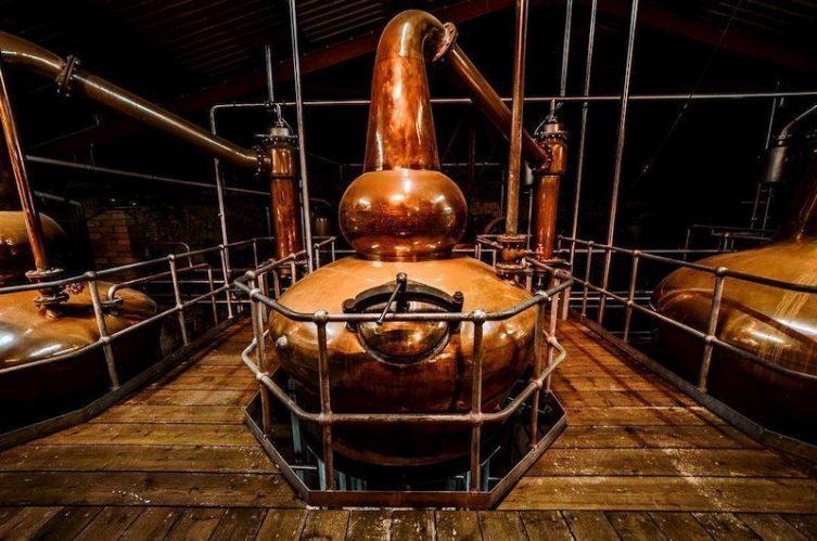Irish Whiskey Magazine - Dingle Distillery - Pot Stills