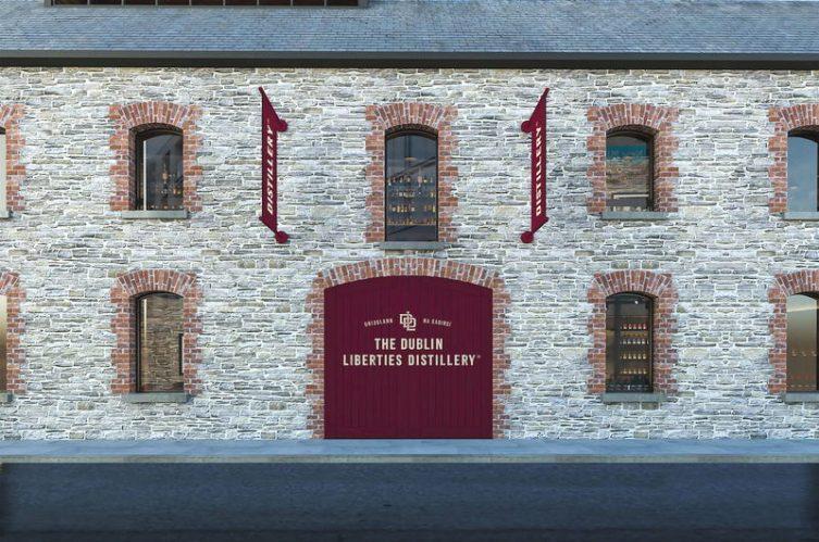 Irish Whiskey Magazine - Dublin Liberties Distillery - Exterior