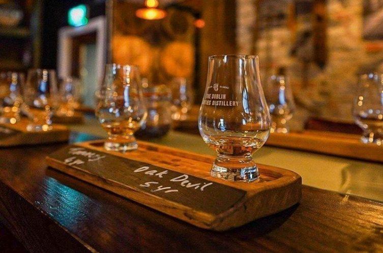 Irish WIrish Whiskey Magazine - Dublin Liberties Distillery - Tasting Sessionhiskey Magazine - Dublin Liberties Distillery - Reception