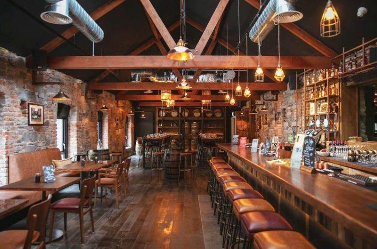 Irish Whiskey Magazine - Dublin Liberties Distillery - Whiskey Bar