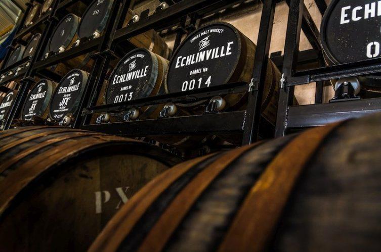 Irish Whiskey Magazine - Echlinville Cask Faces
