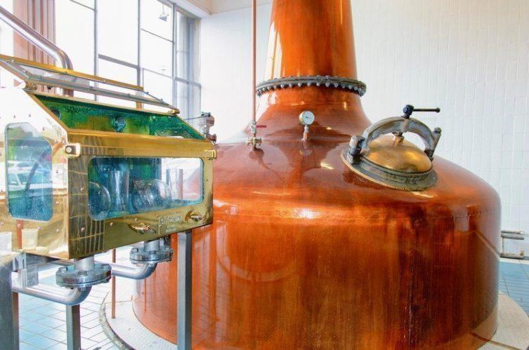 Irish Whiskey Magazine - Great Northern Distillery - Pot Stills