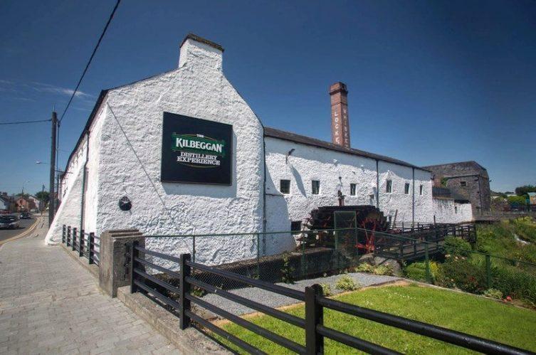 Irish Whiskey Magazine - Kilbeggan Distillery - Exterior