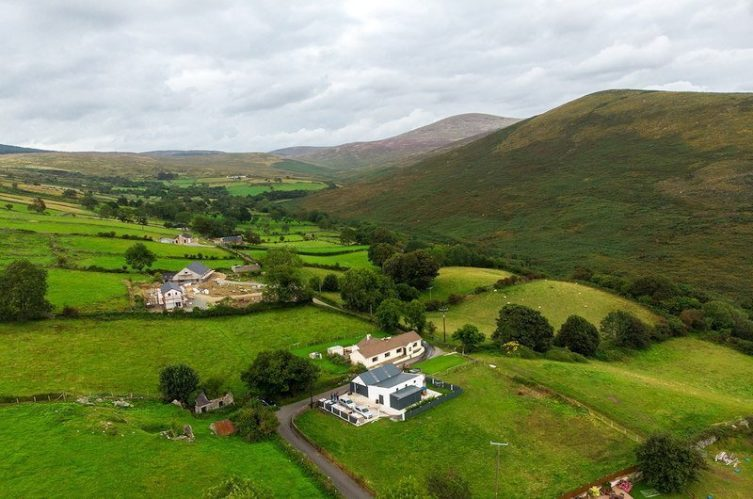 Irish Whiskey Magazine - Killowen Distillery - Aerial Shot