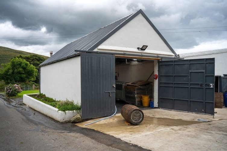 Irish Whiskey Magazine - Killowen Distillery - Still House