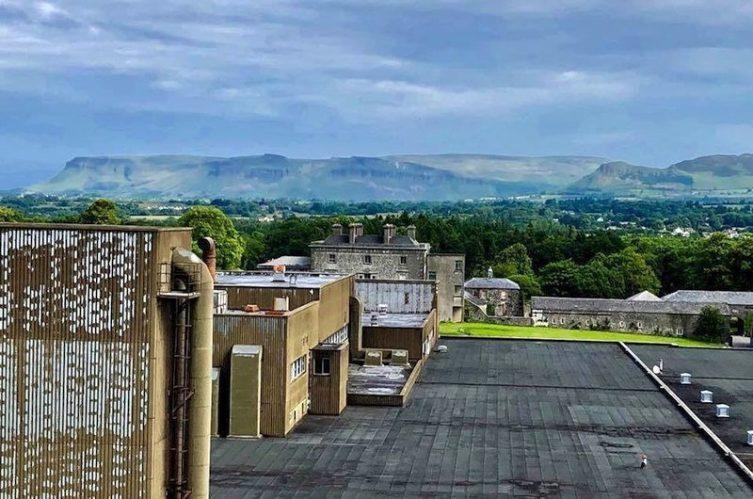 Irish Whiskey Magazine - Lough Distillery - Distillery Site