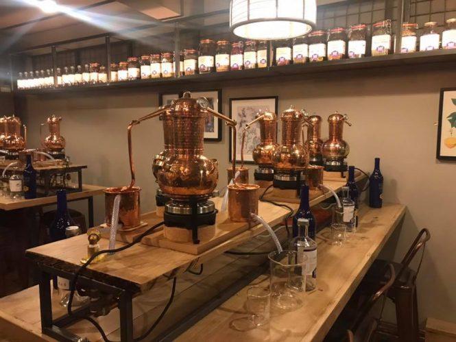 Irish Whiskey Magazine - Lough Ree Distillery - Gin School