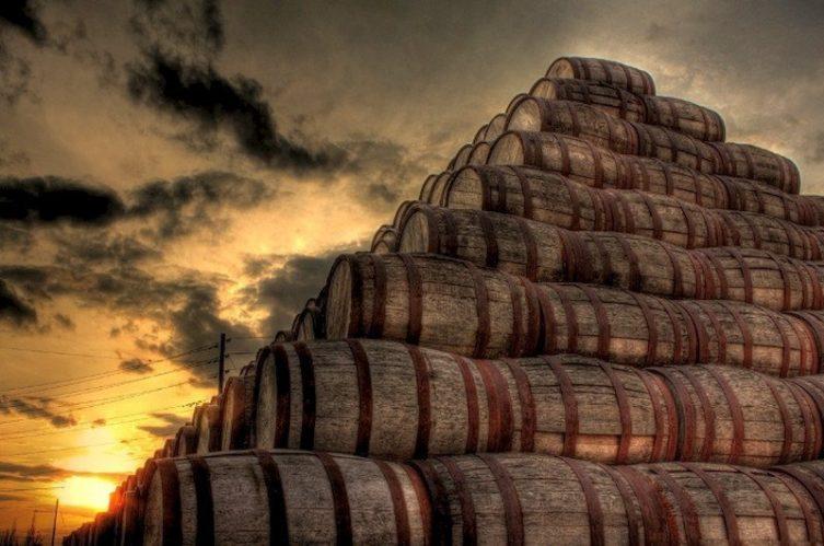 Irish Whiskey Magazine - Old Carrick Mill - Casks