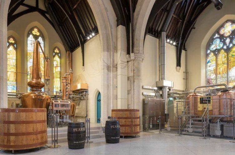 Irish Whiskey Magazine - Pearse Lyons Distillery - Distillery