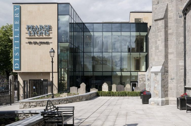 Irish Whiskey Magazine - Pearse Lyons Distillery - Exterior
