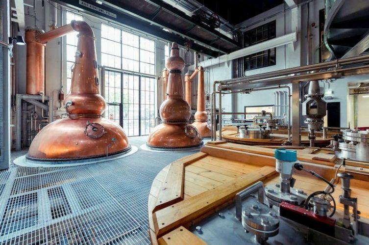 Irish Whiskey Magazine - Roe & Co Distillery - Distillery