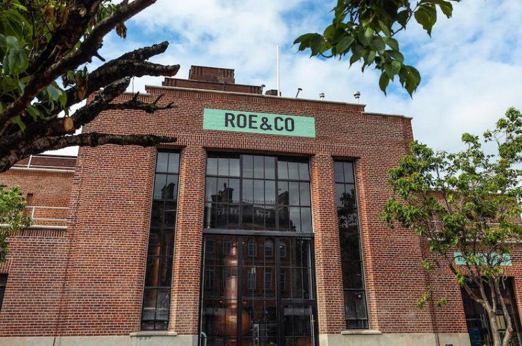 Irish Whiskey Magazine - Roe & Co Distillery - Exterior