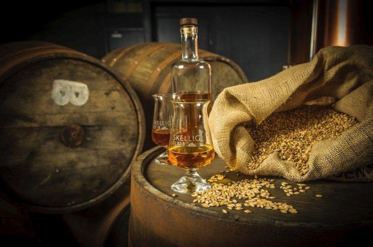 Irish Whiskey Magazine - Skellig Six18 Barley