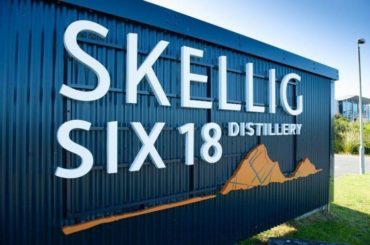 Irish Whiskey Magazine - Skellig Six18 Distillery Front