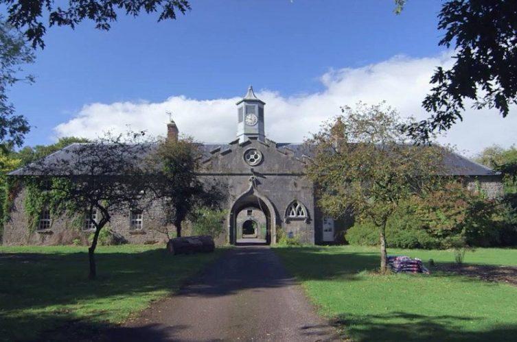 Irish Whiskey Magazine - Slane Distillery - Exterior