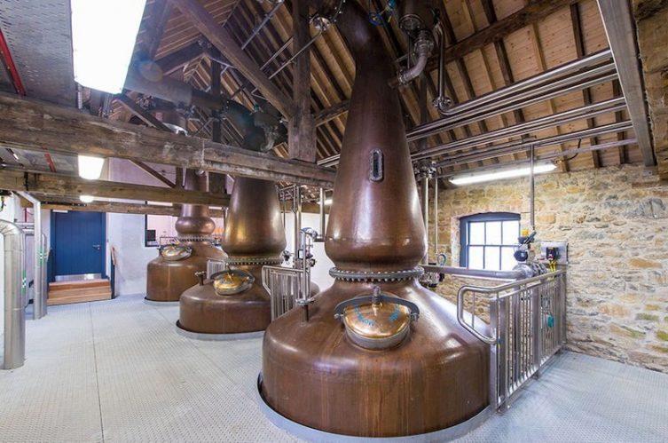 Irish Whiskey Magazine - Slane Distillery - Pot Stills