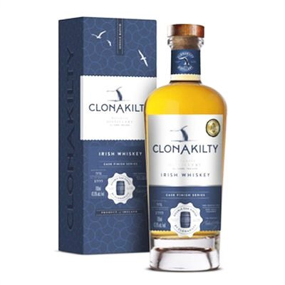 Irish Whiskey Magazine - Tastings - Clonakilty Single Batch Blend