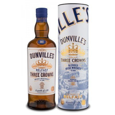 Tastings – Issue 1 – Dunvilles 3 Crowns