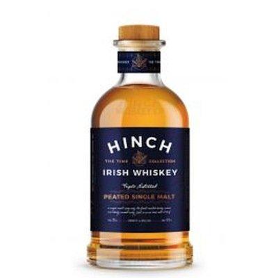 Irish Whiskey Magazine - Tastings - Hinch Peated Single Malt
