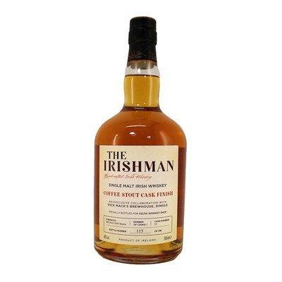 Irish Whiskey Magazine - Tastings - Irishman Single Malt Coffee Stout Finish
