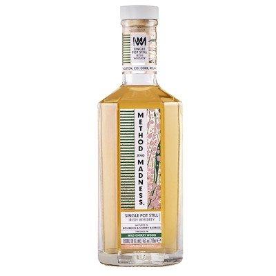 Irish Whiskey Magazine - Tastings - Method and Madness Cherry Wood