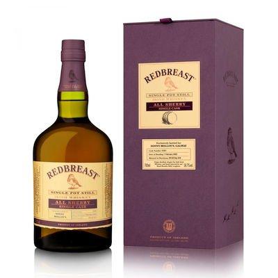 Irish Whiskey Magazine - Tastings - RedBreast Sonny Molloy's Single Cask 16yo
