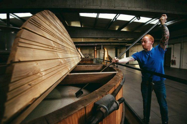 Irish Whiskey Magazine - Teeling Whiskey Distillery - Fermentation