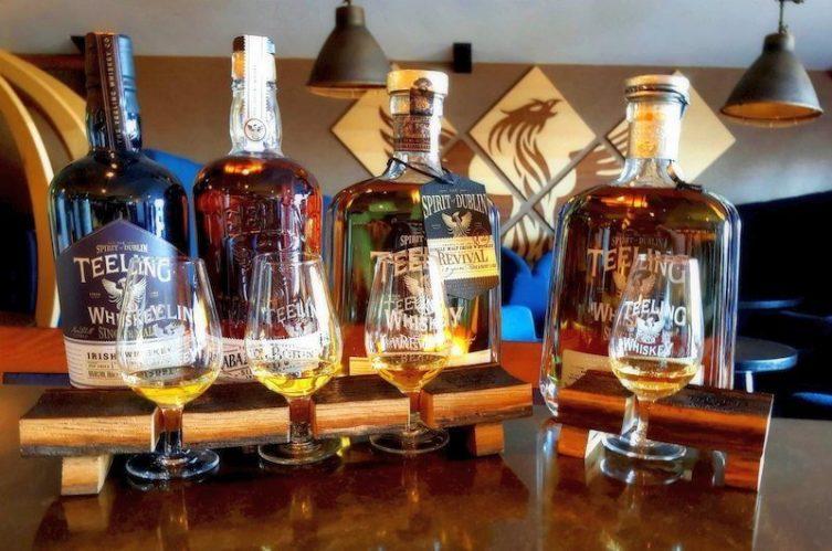 Irish Whiskey Magazine - Teeling Whiskey Distillery - Teeling Whiskey Selection