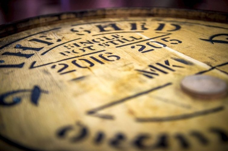 Irish Whiskey Magazine - The Shed Distillery - Casks