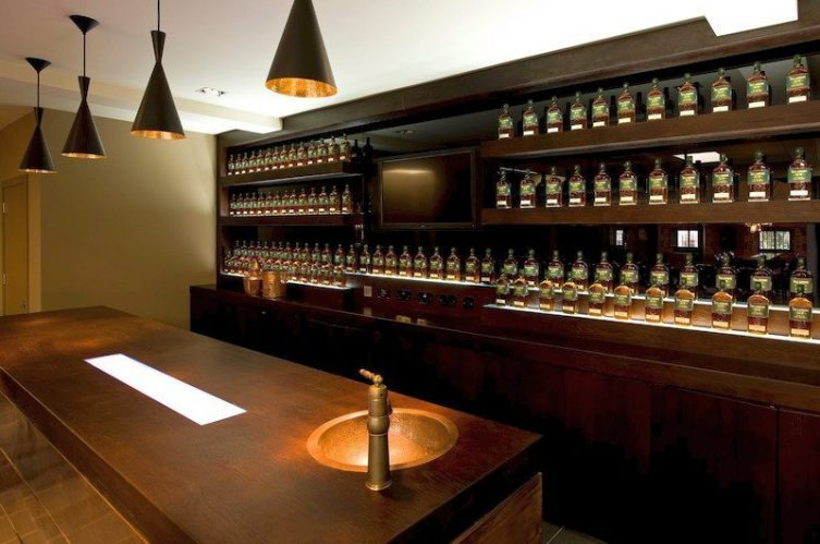 Irish Whiskey Magazine - Tullamore Distillery - Brand Ambassador Training Room