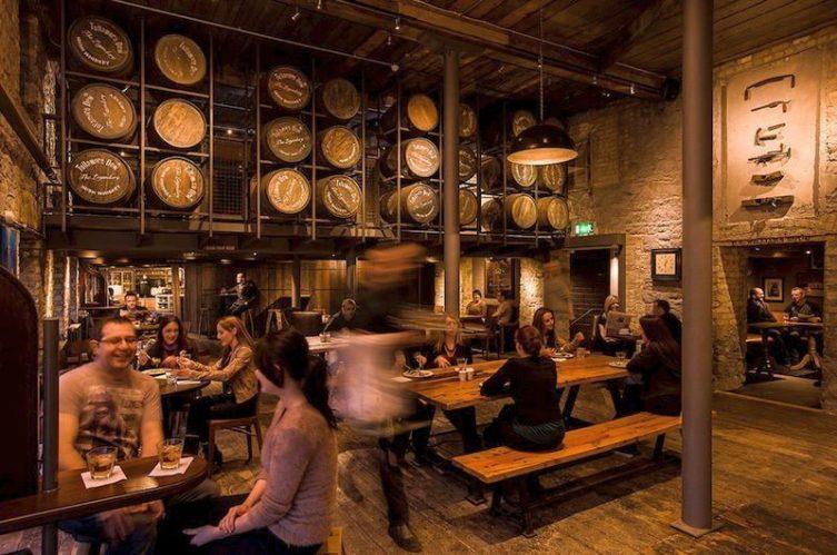 Irish Whiskey Magazine - Tullamore Distillery - Visitor Centre