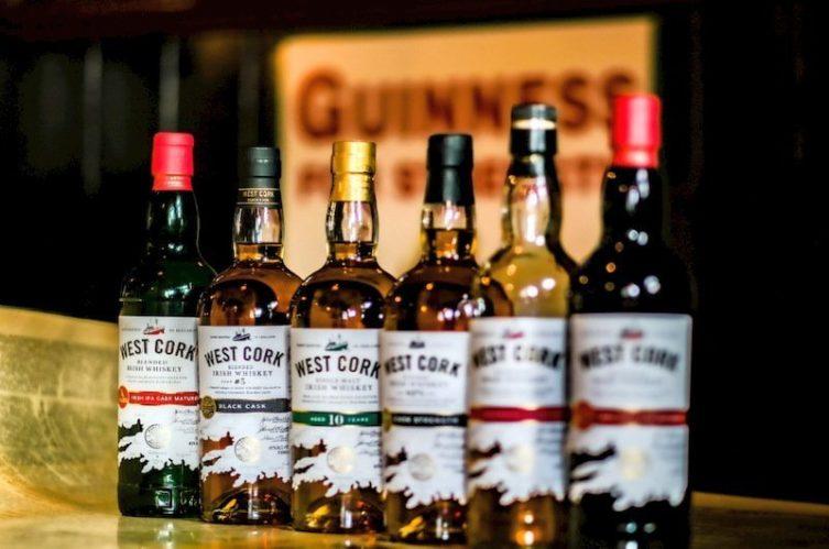 Irish Whiskey Magazine - West Cork Distillers - West Cork Range