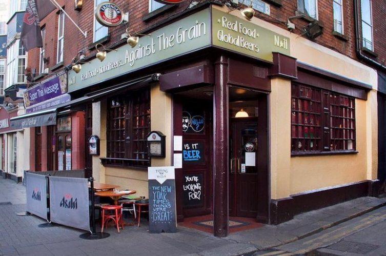 Irish Whiskey Magazine - Whiskey Bars - Against The Grain 1 (3)