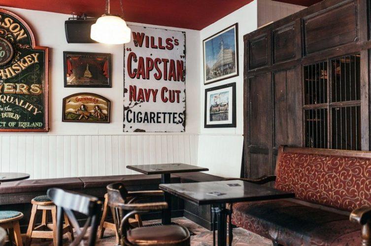 Irish Whiskey Magazine - Whiskey Bars - An Síbín 2