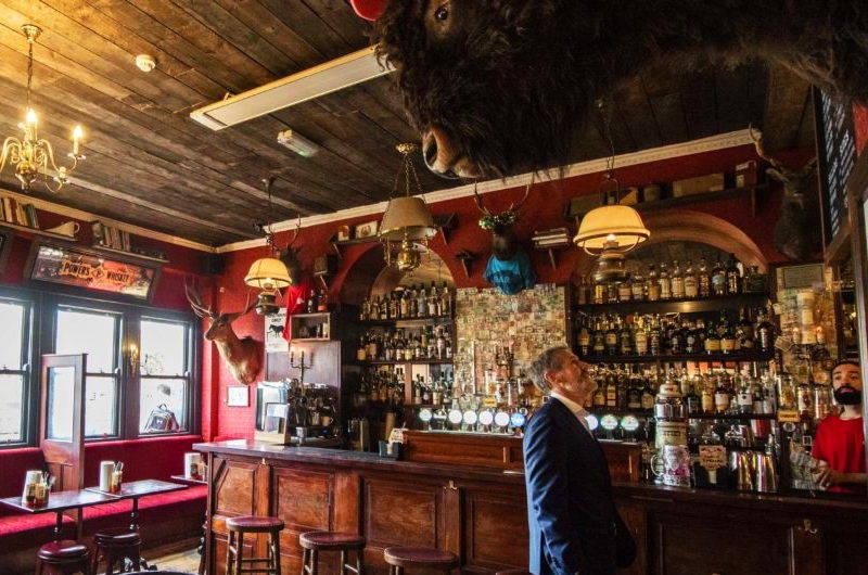 Irish Whiskey Magazine - Whiskey Bars - Bison Bar 3