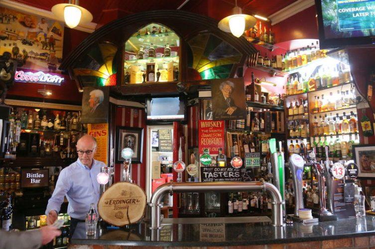 Irish Whiskey Magazine - Whiskey Bars - Bittles Bar 3
