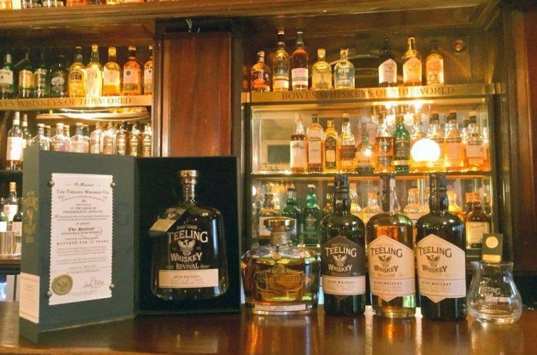 Irish Whiskey Magazine - Whiskey Bars - Bowes Bar (1)