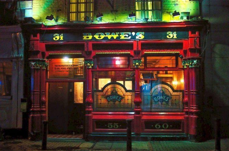 Irish Whiskey Magazine - Whiskey Bars - Bowes Bar (3)