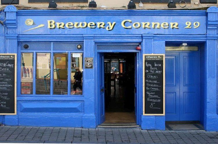 Irish Whiskey Magazine - Whiskey Bars - Brewery Corner (1)