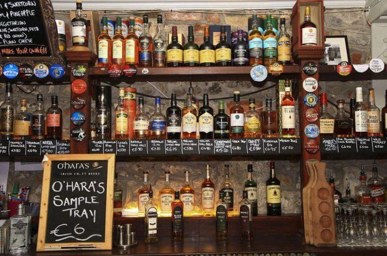 Irish Whiskey Magazine - Whiskey Bars - Brewery Corner (3)