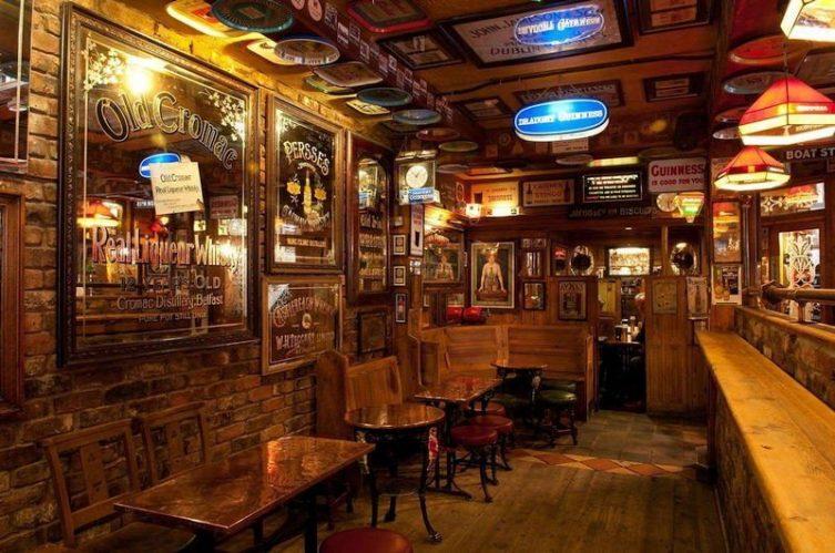 Irish Whiskey Magazine - Whiskey Bars - Duke of York 4
