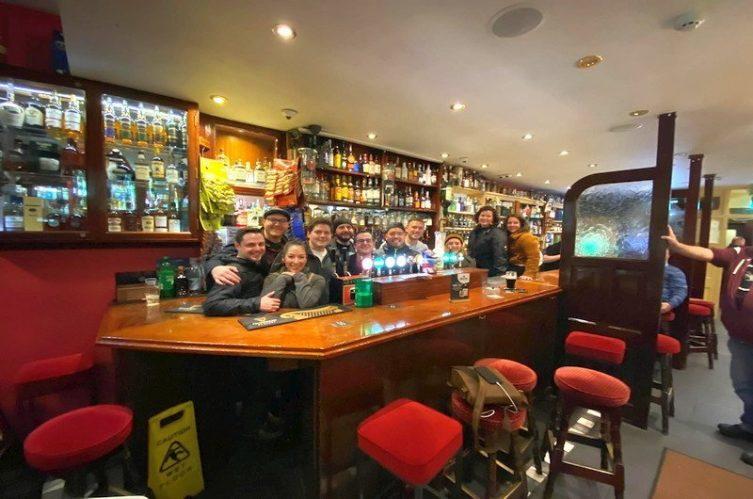 Irish Whiskey Magazine - Whiskey Bars - Freeneys (2)