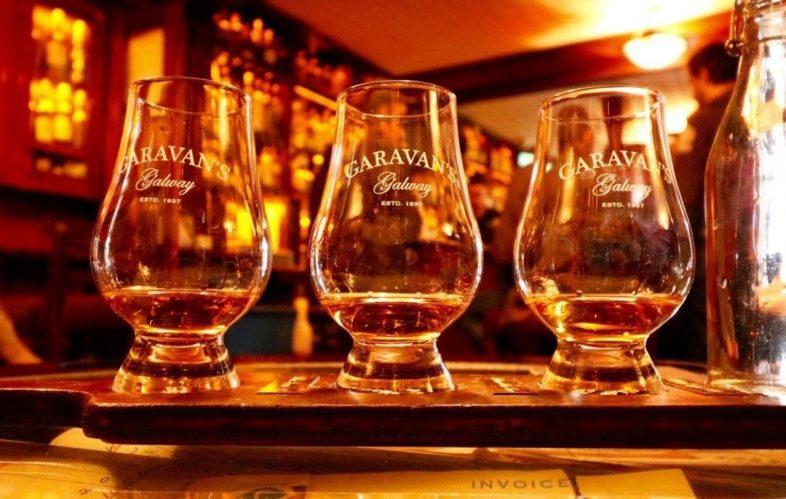 Irish Whiskey Magazine - Whiskey Bars - Garavans (1)