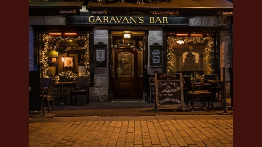 Irish Whiskey Magazine - Whiskey Bars - Garavans (2)