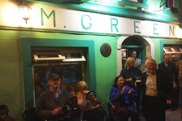 Irish Whiskey Magazine - Whiskey Bars - Green's Bar 4