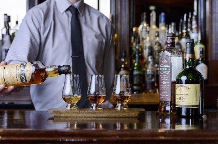 Irish Whiskey Magazine - Whiskey Bars - Hibernian (1)