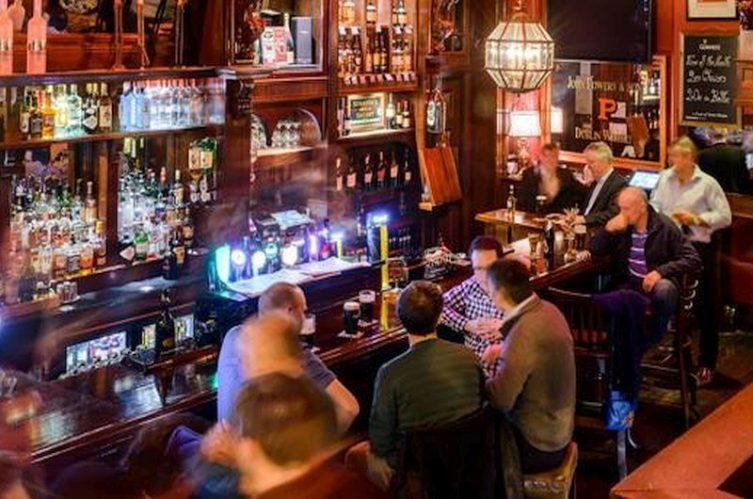 Irish Whiskey Magazine - Whiskey Bars - Hibernian (2)